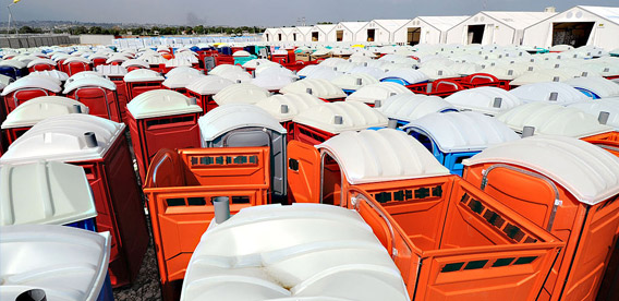 Champion Portable Toilets in Panama City,  FL